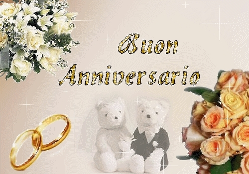 Auguri Matrimonio Luna Di Miele : Buon anniversario simona